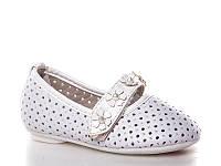 Детские туфли с перфорацией оптом. Детские туфли для маленьких деток бренда Yalike (рр. с 20 по 25)