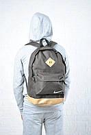 Рюкзак Найк Серый с желтым