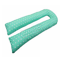 Подушка для беременных U-образная Звезды  (с наволочкой) Kidigo (PDV-U5)
