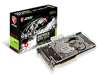 Видеокарта MSI GeForce GTX 1070 SEA HAWK EK X