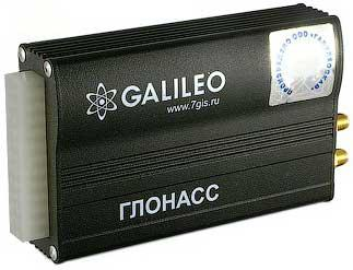 GPS трекер GALILEOSKY ГЛОНАСС/GPS v2.2.8