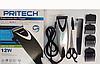 Сетевая машинка для стрижки волос Pritech PR-723, триммер электрический