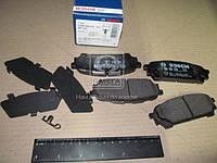Тормозные колодки дисковые (пр-во Bosch) 0 986 494 232