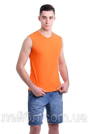 Безрукавка - оранжевый 2756, фото 2