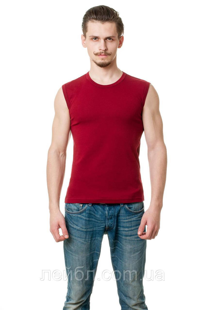 Безрукавка  - бордовый2764