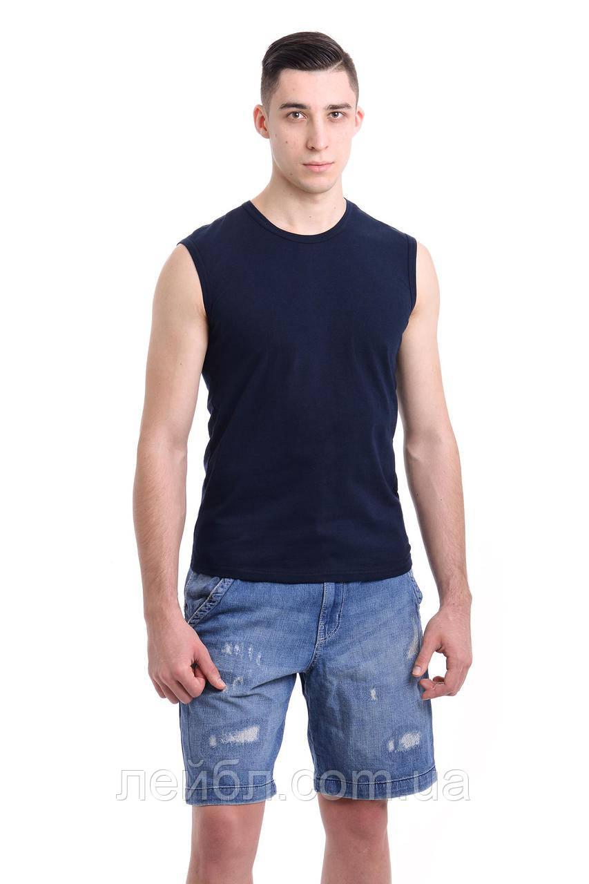Безрукавка  - темно-синий 2765