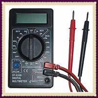 Цифровой мультиметр DT-830B тестер + щупы, фото 1