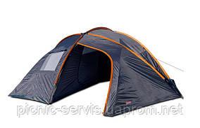 Coleman 2907 шестиместная кемпинговая палатка (Польша) легкая