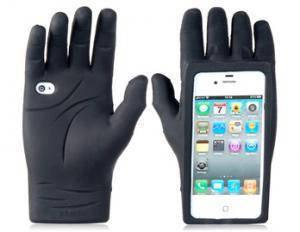 "Подставка под IPhone ""Рука"""