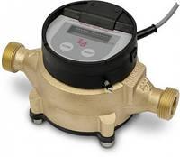 Электронный счетчик RCDL-BR М170 ( 8 - 643 л/мин ) для дизельного топлива Badger Meter