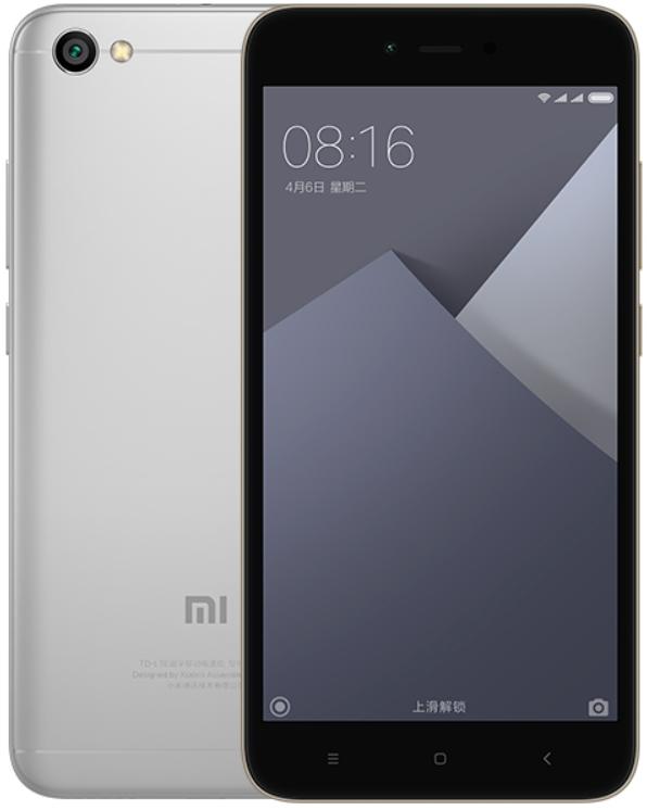 """Cмартфон Xiaomi Redmi Note 5A Grey 4/64 Gb, 5.5"""", Snapdragon 435, 3G, 4G"""