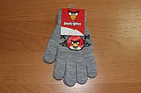 Перчатки для мальчиков Angry Birds, 16см