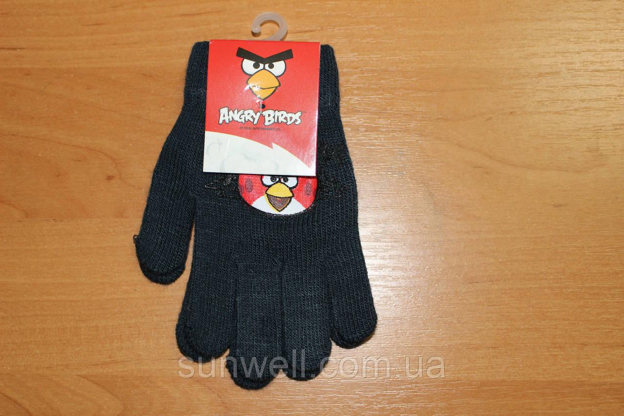 Рукавички для хлопчиків Angry Birds, 16см
