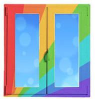 Rehau ewro 70 наружная ламинация окна и двериметаллопластиковые