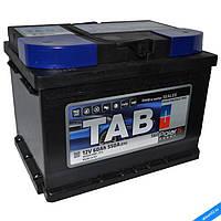 Аккумулятор TAB 60 Ah (ТАБ 60 Ампер)  Словения