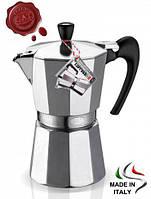 Гейзерная кофеварка G.A.T. AROMA VIP INDUCTION 3 TZ