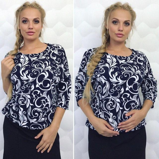 Купить блузку больших размеров в москве