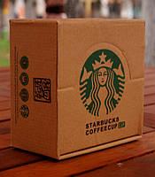"""Подарочный набор чашек """"Starbucks"""". 1992. Присутствует деффект"""