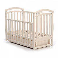 Детская кроватка Верес Соня ЛД-6 Слоновая кость (ящ.+ маят.) 06.04