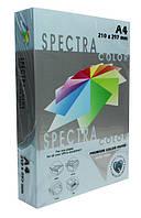 Бумага цв.А4  75 Голубой паст. Spectra  Blue 180