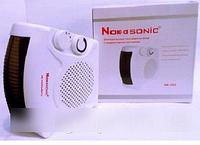 Тепловентилятор электрический FAN HEATER NOKASONIC NK-202, фото 1