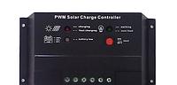 CM 2024 Z Контроллер для солнечной батареи 20 А, фото 1