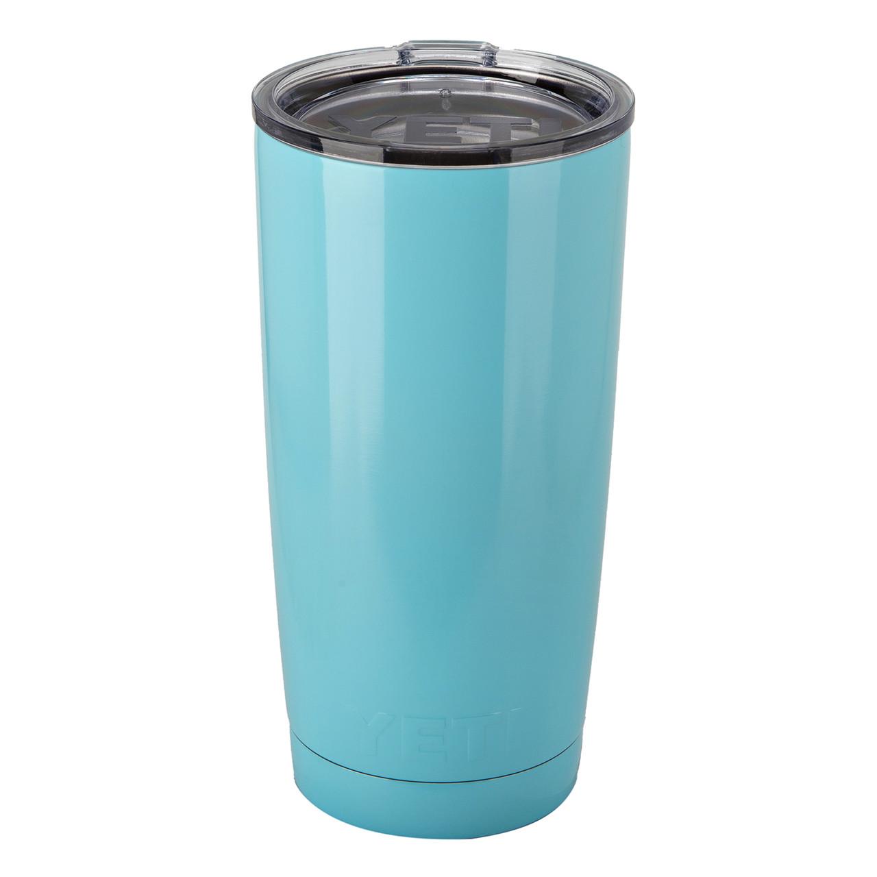 Термокружка YETI Rambler Tumbler 20 OZ Голубой