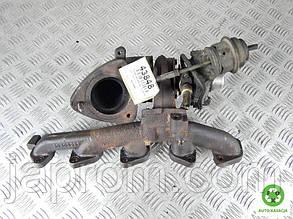 Турбина Opel Vectra B 1995-2002г.в. 90531518 + Коллектор выпускной 2.0 DI 90500926