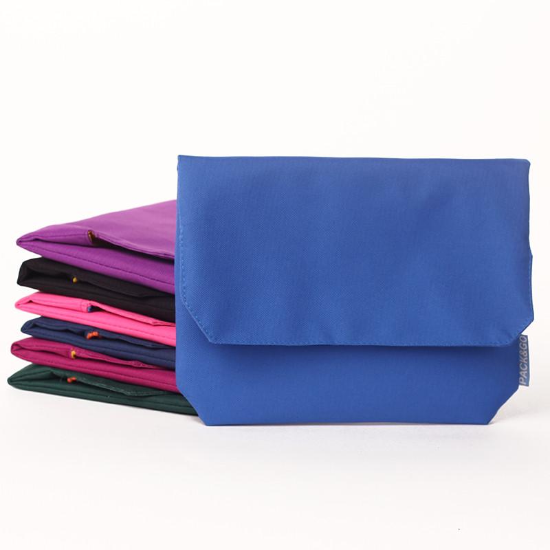 Термосумка-конверт. Pack&Go 7 цветов
