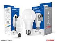 LED лампы GLOBAL