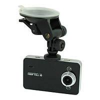 Видеорегистратор для вашего авто dvr k6000, с микрофоном, full hd 1020р, экран 2,7 дюйма, объектив с зумом 4х, фото 1