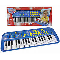 Электросинтезатор 37 клавиш 50х20 см Simba (683  4058)