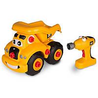 Игрушка-конструктор Самосвал Гарри с отверткой  Toy State (80466)