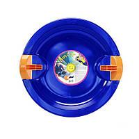 Санки-тарелка Fun Ufo Синий KHW Kunststoff (76222)