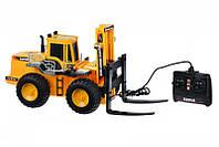 Машинка Same Toy Super Loader Трактор вилочный погрузчик S929Ut
