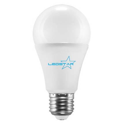 Лампа светодиодная LEDSTAR 12W E27, 4000К, фото 2