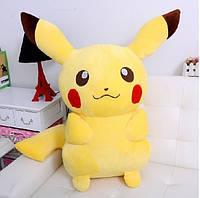 Мягкая плюшевая игрушка Покемон (Пикачу) 35 см