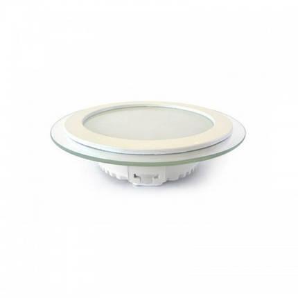 Светильник встраиваемый светодиодный LEDEX, 12W, 3000К, фото 2