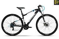"Велосипед Haibike SeetHardNine 1.029"" 2018 черный"