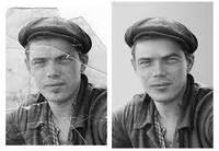 Реставрация фотографии: восстановление старых фотографий