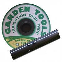 Лента капельного полива GARDEN 10 см. 500 м.(щелевая лента)