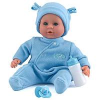 Кукла Моя жемчужина в голубом 38 см Dolls World  (8103)