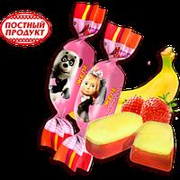 Конфеты Маша и медведь ЖЕЛЕ  российская фабрика Ламзурь