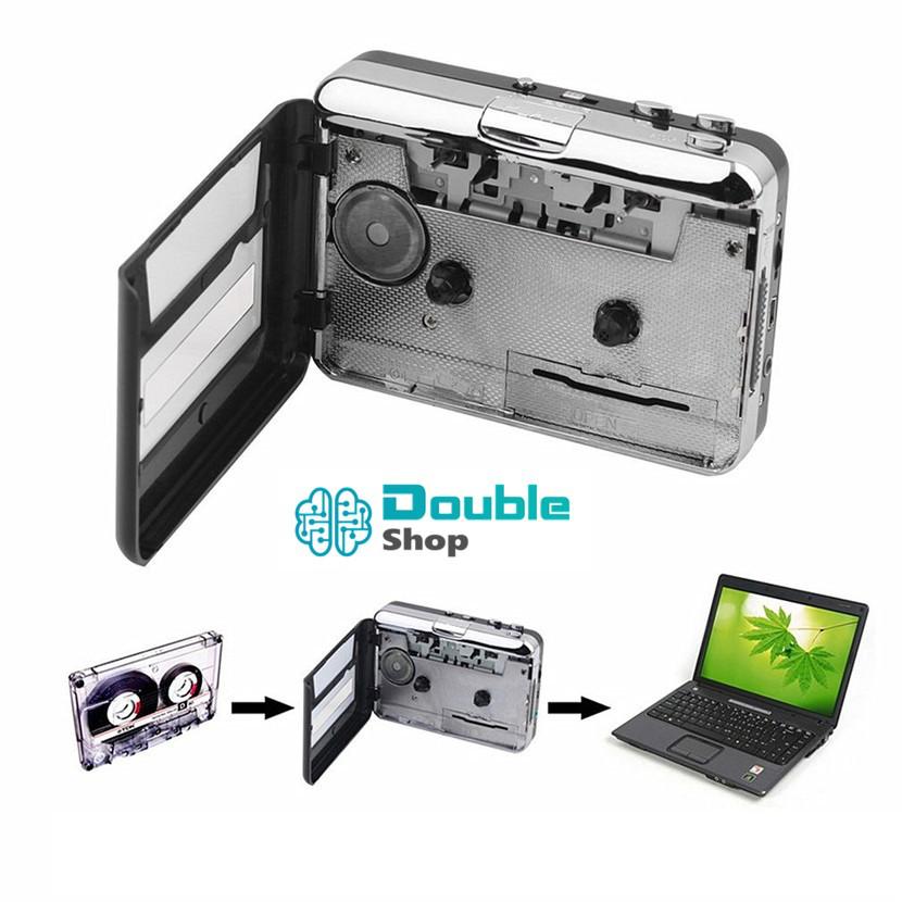 Кассетный плеер с функцией оцифровки аудиокассет в MP3, WAV, WMA