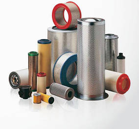 Витратні матеріали для гвинтових компресорів