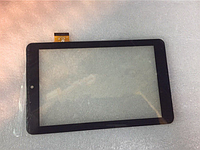 Оригинальный тачскрин / сенсор (сенсорное стекло) для Impression ImPAD 0313 (черный цвет, самоклейка)