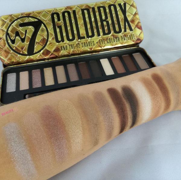 W7 Goldibox