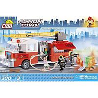 Конструктор Пожарная машина 300 деталей  Cobi (COBI-1465)