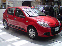 Разборка запчасти на Renault Sandero Перше покоління 2007—2012