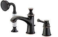 Смеситель для ванны врезной на три отверстия Podzima Zrala ZMK02170805